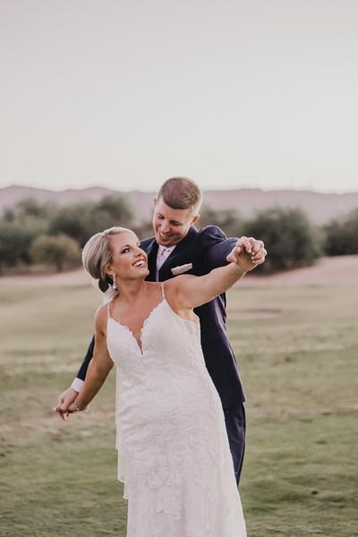 Lovely Arizona Wedding | Legacy Golf Club Phoenix