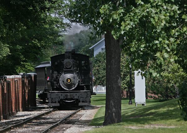 """Greenfield Village """"Weiser Railroad"""""""