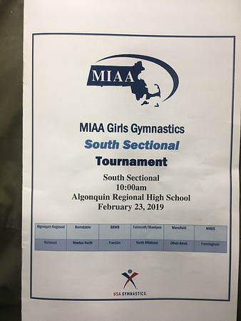 Feb 23 State Sectionals (videos)