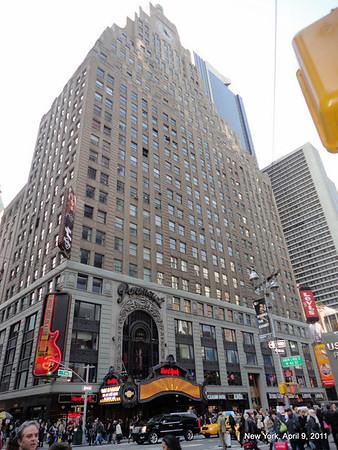 1501 Broadway, New York, NY - UrFilez Headquarters