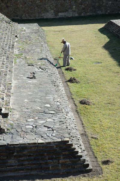 Monte Alban Ball Court