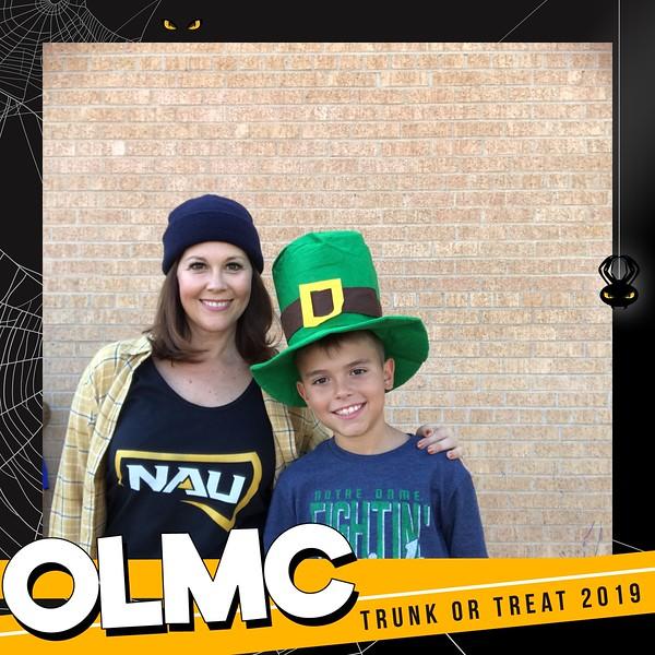 OLMC Trunk or Treat 2019