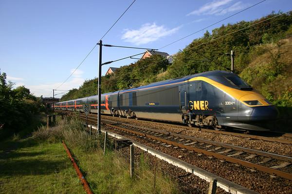 GNER Eurostars