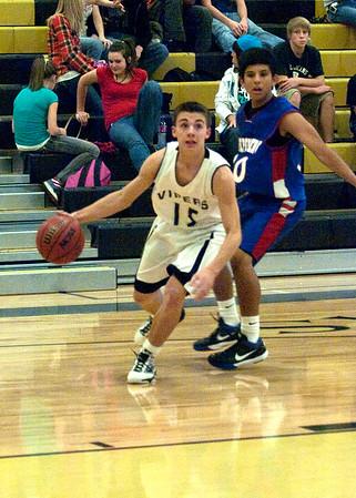 Basketball Verrado Freshman Boys vs Independence 2/8/2010