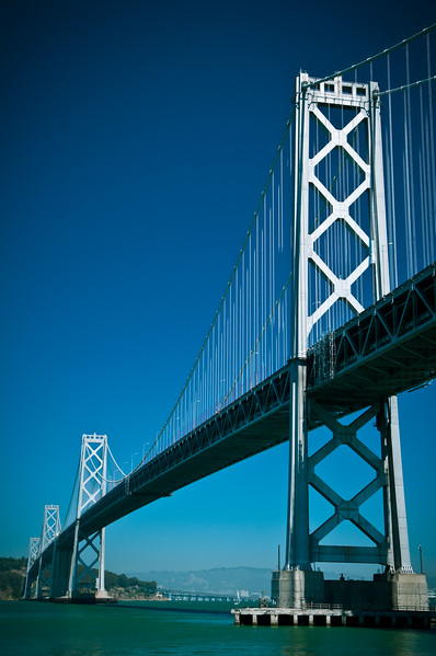 San Francisco - Bay Bridge from the Wharf-3.jpg