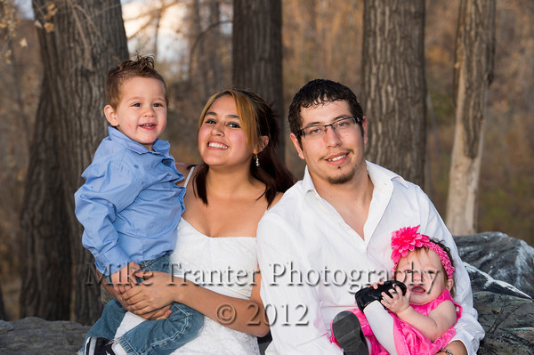 Navara / Olalde 2012 Family Portrait