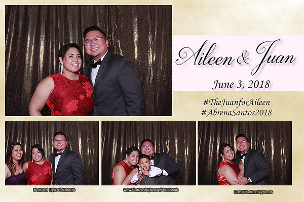 Juan Aileen Wedding Photobooth