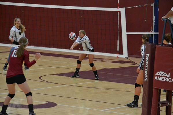 Lakeland Volleyball at Antigo 10-8-13