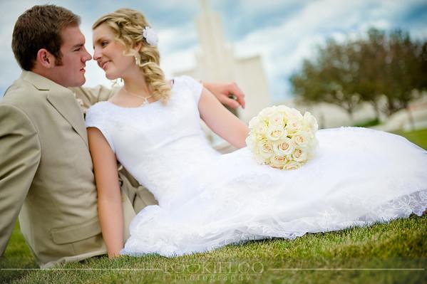 Newlyweds Jordan & Carly