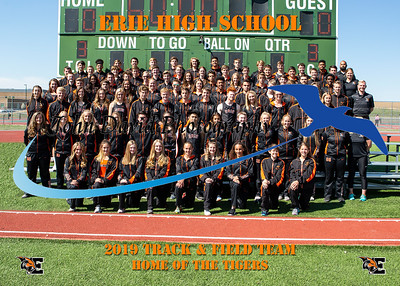 2019 EHS Track & Field Team Pictures