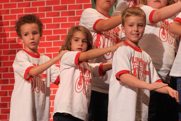 2008-08-08 RCC Children's Musical:  Livin' Inside Out