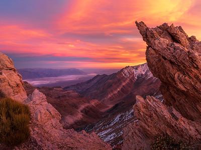 Apertio - a window to Death Valley