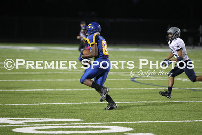 Sterling Varsity Football vs Channelview 10/12/2012
