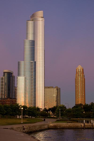 Towering Dawn