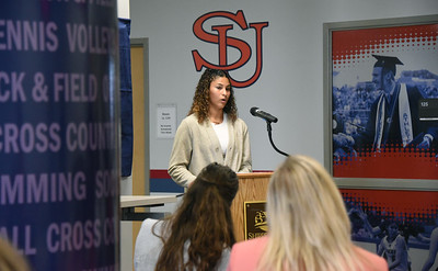 Kathryn Huhges Seaber RAC for Student-Athletes (RAC)