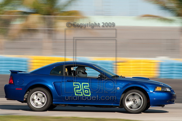 26 Mustang