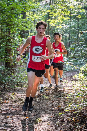 Greenville High School Cross Country 2018