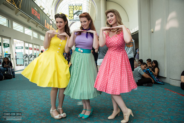 Comic Con 2016 Cosplay