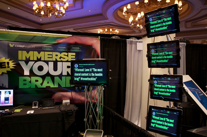 Social Stream at EventTech3