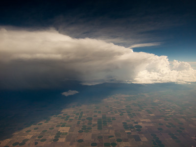 Clouds & Aerial Photos