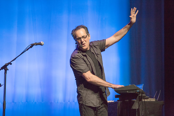 Neal Morse Solo Acoustic Show, Whittier Theater 3/30/18