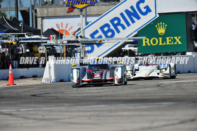 2012-03-17 FIA WEC ALMS 60th Annual 12 Hours of Sebring Turn 1