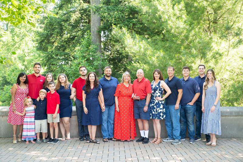 The Haley Family