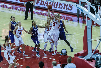 UW Sports - Women's Basketball - Feb 22, 2015