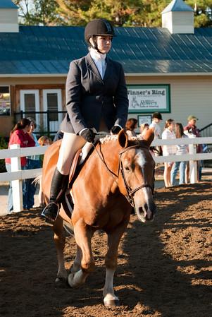 Class 203 - Hunt Seat Equitation Pony Classic