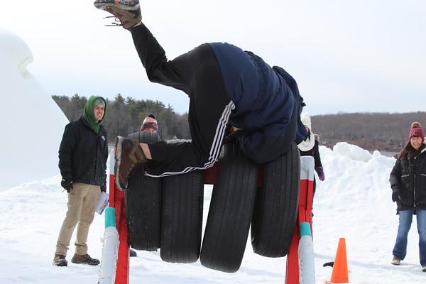 February 20 - Winter Olympics