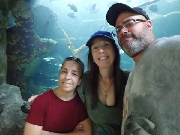 2019 07 21 - Florida Aquarium
