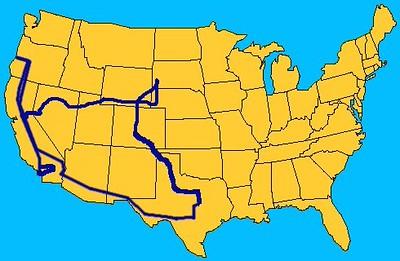 2003 RV Travels
