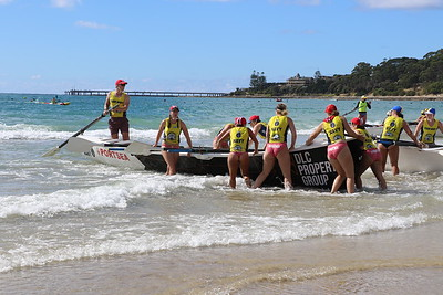 Surfboats Competition Lorne
