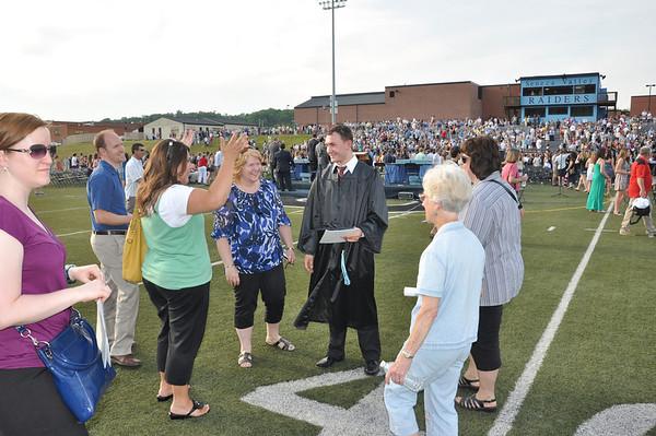 Eli's Senior photos and Graduation