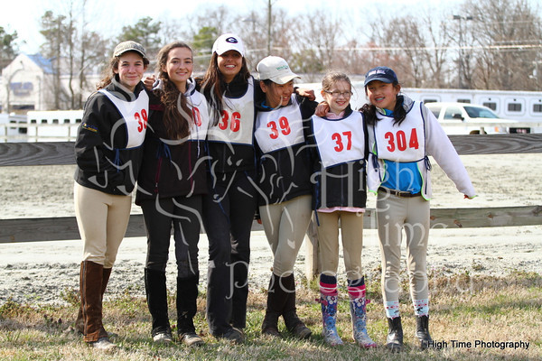 2014 Show Jumping and Tet Rally