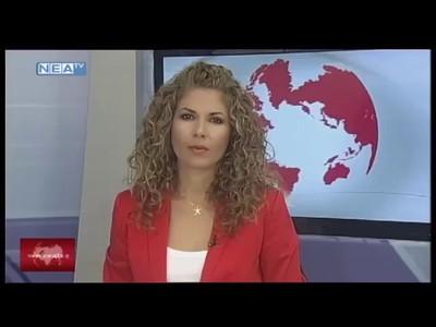 Television spot (Lucia Oskerova)