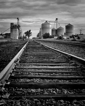 Black and White: Idaho
