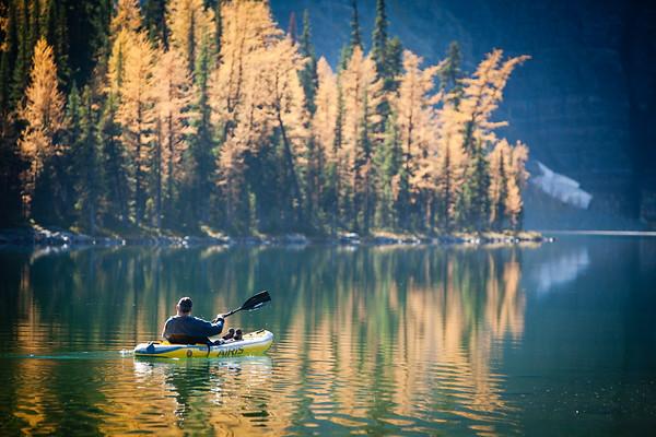 A Banff Autumn