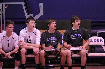 2014 Varsity Volleyball vs. Northmont
