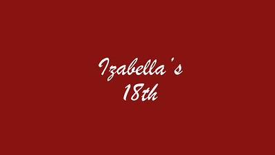 19.06 Izabella's 18th