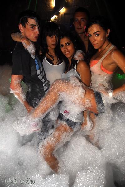 foam party 8.26