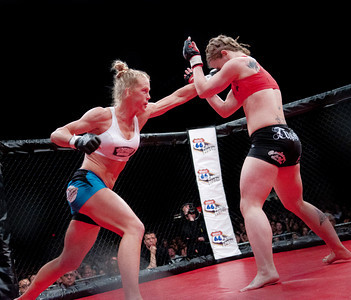 3. Holly Holm vs. Christina Domke