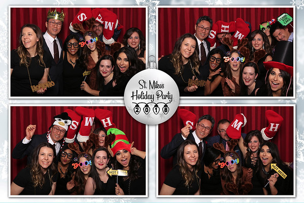 Holiday Party 2018 - Photo Booth Prints