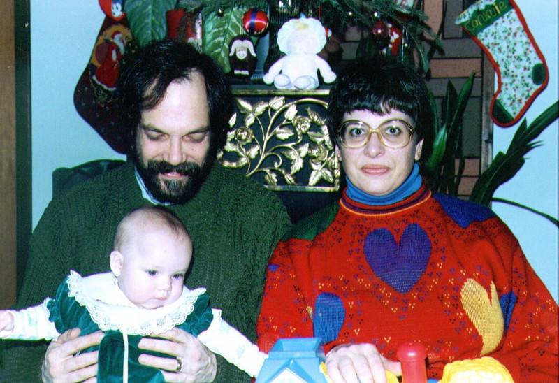 Dave, Alina & Connie, 1992, .jpg