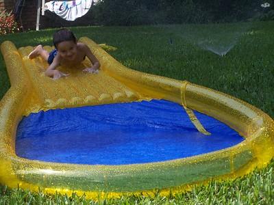Camber Water Slide 8-14