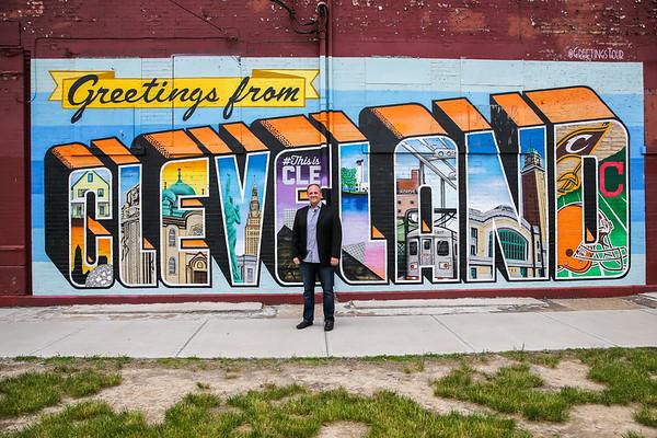 Joe Cleveland Portrait Session