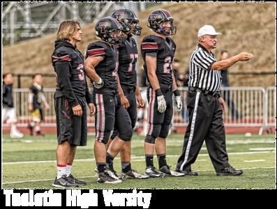 Tualatin High Football - Varsity