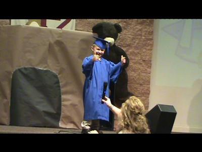 Mason Pre School Graduation