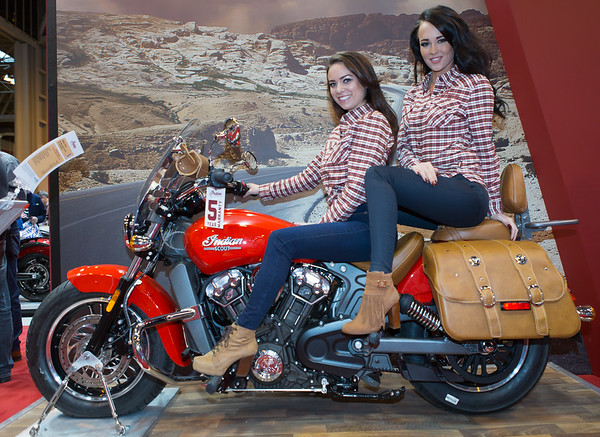 MotorCycle Live Main Exhibition 2015