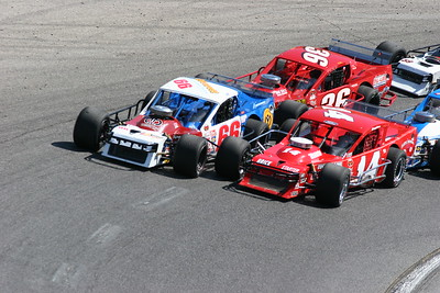 05-06-07 Wall Speedway-NASCAR Whelen Modified Tour w/TQ Midgets & Late Models
